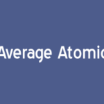 What are Average Atomic Masses