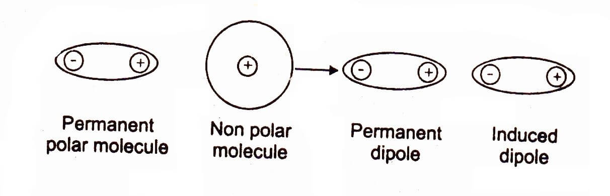 dipole induced dipole