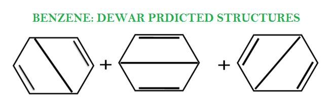 benzene dewar structure