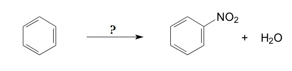 nitration benzene 02